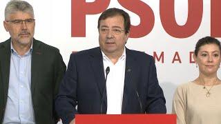 """Vara plantea una """"abstención generalizada"""" para que Sánchez forme Gobierno"""