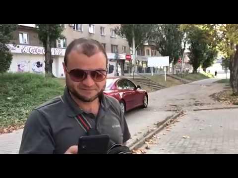 """""""Смотрящий"""" на инфинити в Мелитополе"""