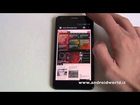 Alcatel One Touch Idol Ultra, recensione in italiano by AndroidWorld.it