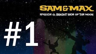 Прохождение Sam & Max - Светлая сторона луны - #1 - Единорог, красней!