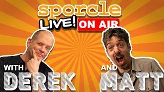 Live Trivia with Matt and Derek!
