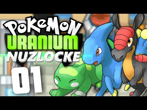 Pokémon Uranium Nuzlocke - Episode 1 | Trouble in Tandor!