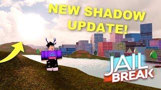 ROBLOX JAILBREAK NEUE BELEUCHTUNG UPDATE! JAILBREAK HD!+NEUER CODE [VOLLSTÄNDIGE REZENSION]