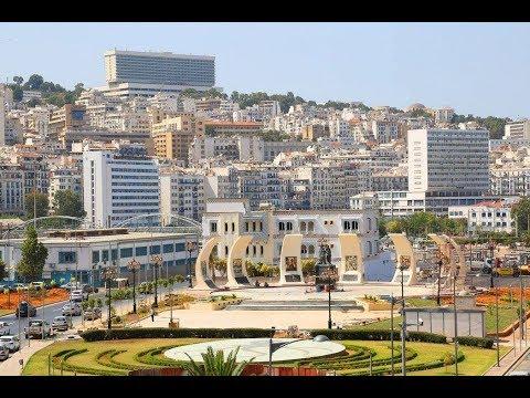 A tour in Algeria capital!! AMAZING!!! 2018