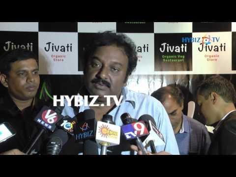 Director V V Vinayak at Jivati Organic Breakfast Snacks Launch | hybiz