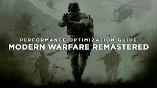★ How to Fix Lag/Play/Run 'Call of Duty Modern Warfare Remastered' on LOW END PC - Low Specs Patch