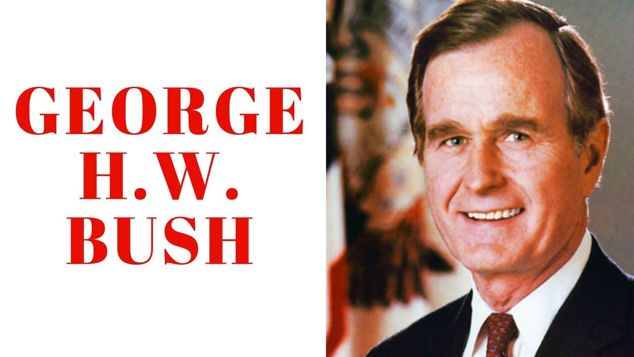 George Hw Bush Biography Youtube