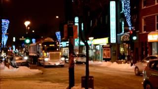INTERNATIONAL SEMI DUMP TRUCKS HAULIN' SNOW