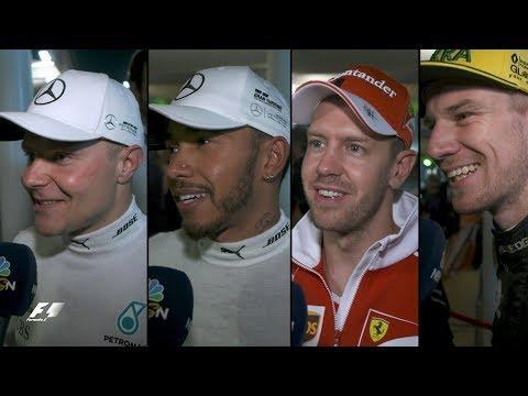 2017 Abu Dhabi Grand Prix: Race Reaction