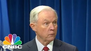 AG Jeff Sessions: New Immigration Executive Order Is Lawful | CNBC Free HD Video