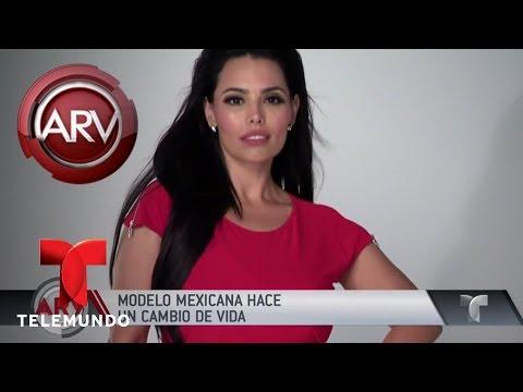 Modelo mexicana de tallas grandes nos cuenta su lucha | Al Rojo Vivo | Telemundo