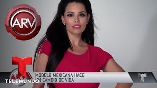 Modelo mexicana de tallas grandes nos cuenta su lucha | Al R...