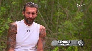 Survivor 2019   Ο Κυριάκος λυγίζει στην ανάμνηση της μητέρας του    09/05/2019