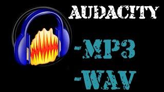 Audacity Jak zapisać utwór w formacie MP3 Poradnik