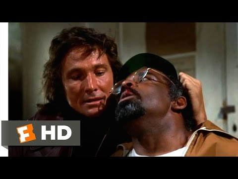 Hammer (8/12) Movie CLIP - Waste Him (1972) HD