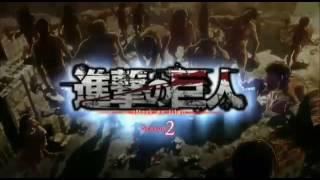 Shingeki no kyojin 2.sezon opening (Türkçe Altyazılı)