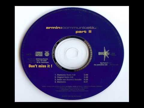 Armin van Buuren - Communication (1,2,3)