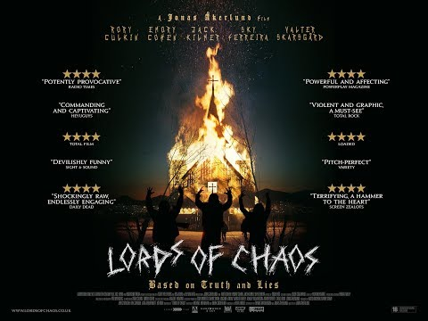 Lords of Chaos  - Official UK Trailer