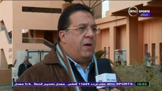 المقصورة - تصريحات احمد جلال ابراهيم نائب رئيس الزمالك قبل لقاء القمة