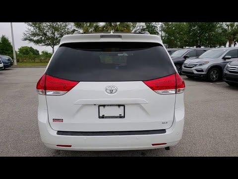2013 Toyota Sienna Winter Garden, Clermont, Winderemere, Winter Park, The  Villages, FL JB063482A