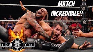 UN MATCH EPICO!! NXT TakeOver Phoenix - Recensione Completa!!