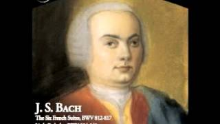 Bach: French Suite 4 in E flat major, BWV 815 - (IV) Sarabande