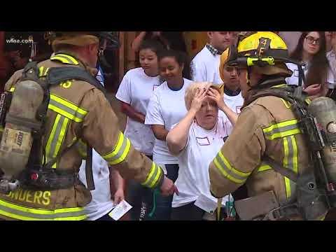 Dallas Mass Casualty Drill