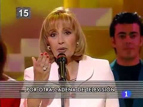 La tele de tu vida: María Teresa Campos  Pasa la vida 19911996