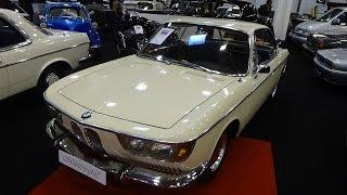 1968 - BMW 2000 CS - Exterior and Interior - Essen Motor Show 2015