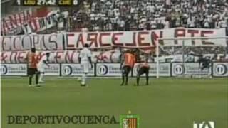 Liga de Quito 2 - Deportivo Cuenca 0 - Campeonato Ecuatoriano 2010