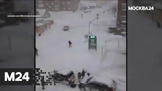 """Смотреть видео """"Погода"""": небольшие осадки ожидаются в столичном регионе - Москва 24 онлайн"""