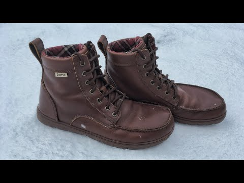 Lems Boulder Boot - Russet | Review