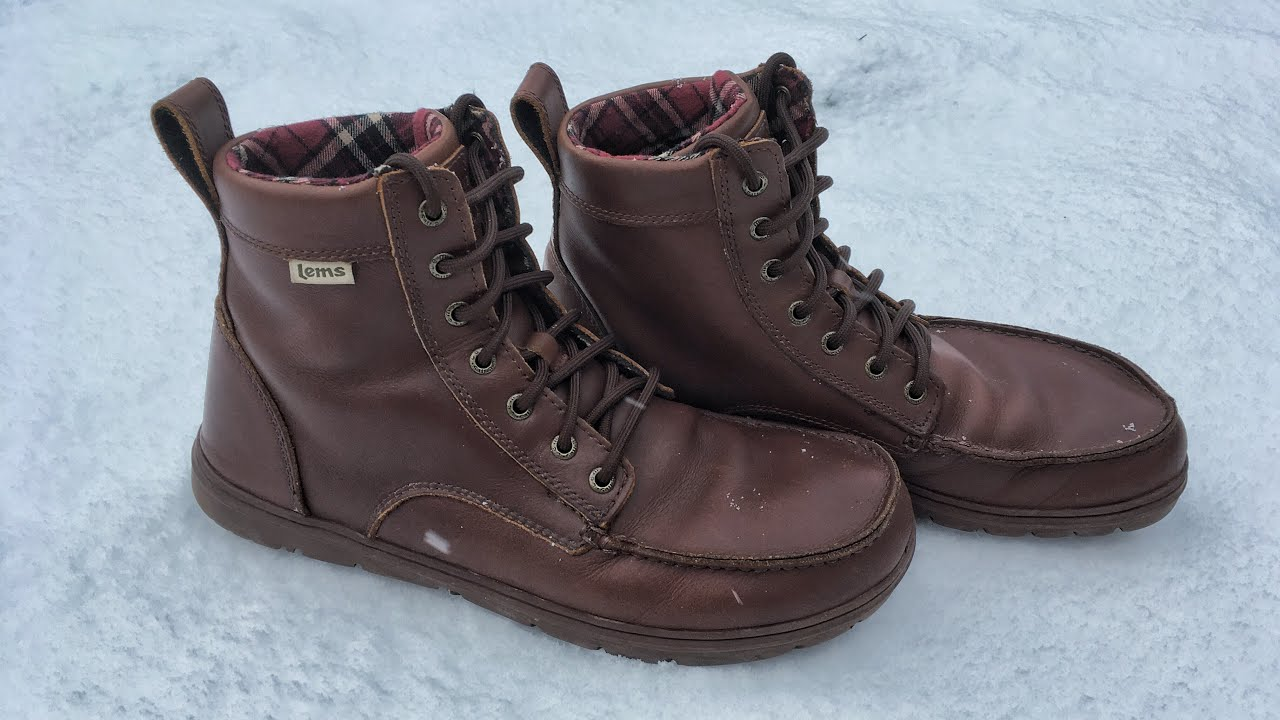 55c023ee959 Lems Boulder Boot - Russet | Review