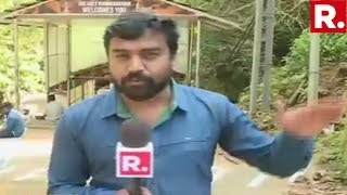 Republic TV Reports From Pamba Base Camp Following Supreme Court's Verdict On Sabarimala Review Case