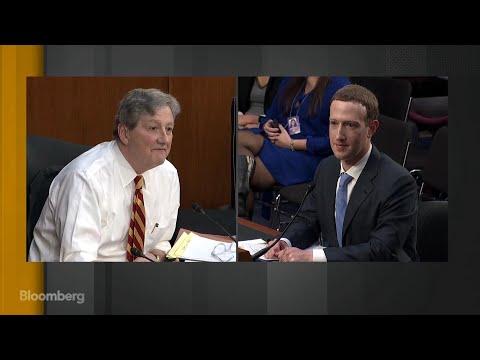 Sen. Kennedy Tells Zuckerberg That Facebook's User Agreement 'Sucks'