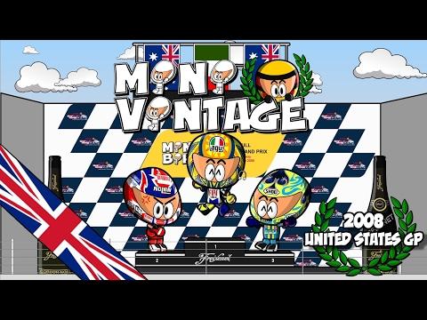 [ENGLISH] MiniVintage - MotoGP - 1x05 - 2008 United States GP