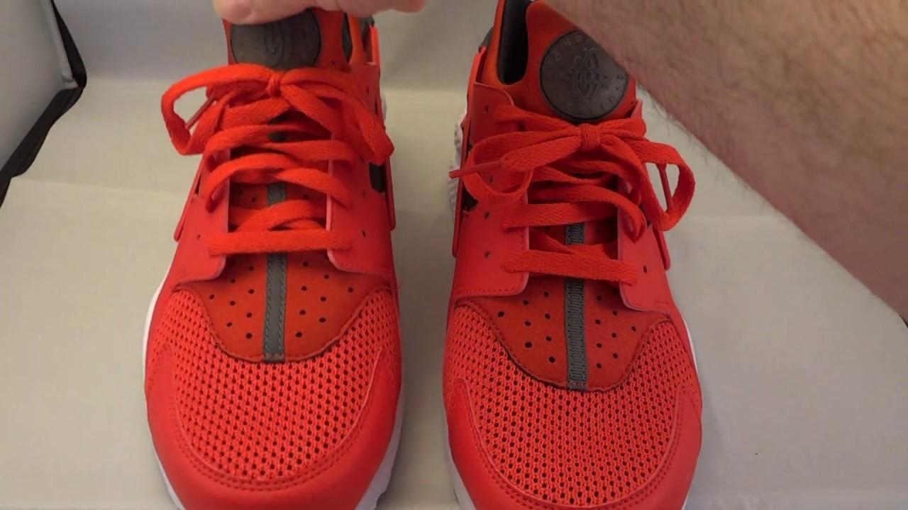 Nike Air Huarache Ultra BlackWhite YouTube