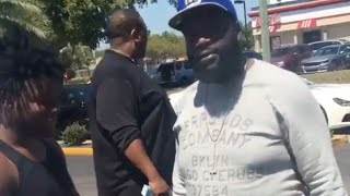 Miami rapper runs up on Rick Ross to try to get signed to MMG