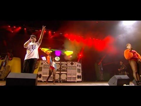 Major Lazer - Get Free at Glastonbury 2013