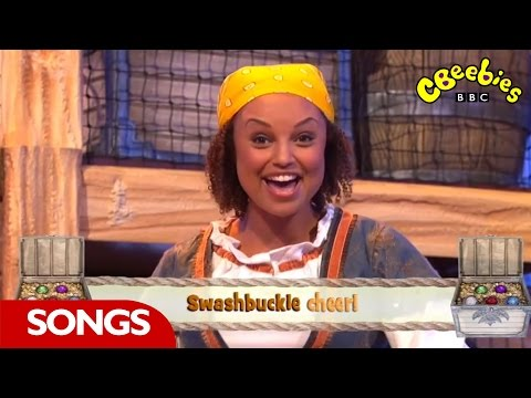 Swashbuckle Karaoke Song - CBeebies