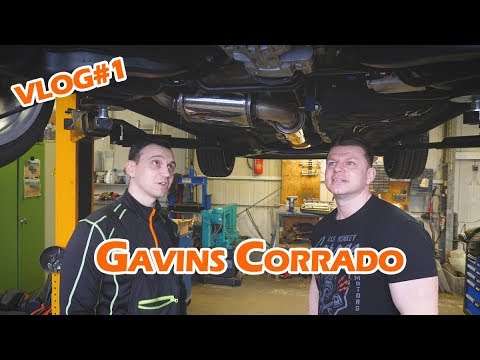Auto Projekt Turbo, Carbon, Quattro, Syncro 4motion Umbau - Gavins VW Corrado