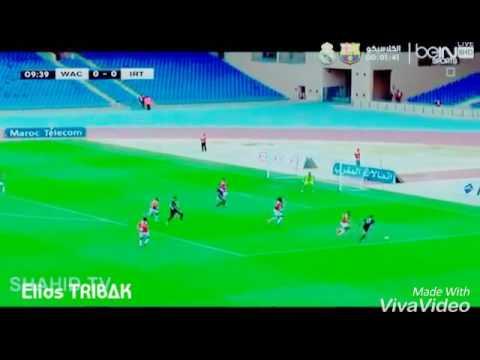 اجمل اهداف اتحاد طنجة 2017