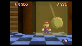 Inside The Clock (Super Mario 64)