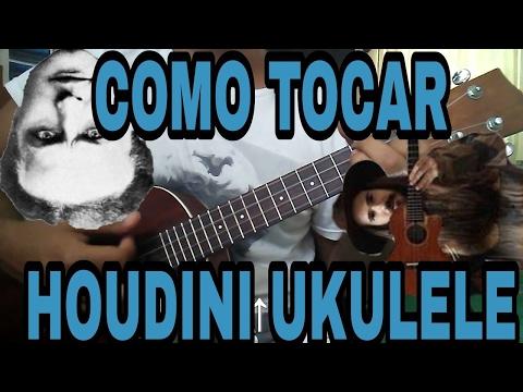 Carlos Sadness - Houdini Tutorial Cover Ukulele