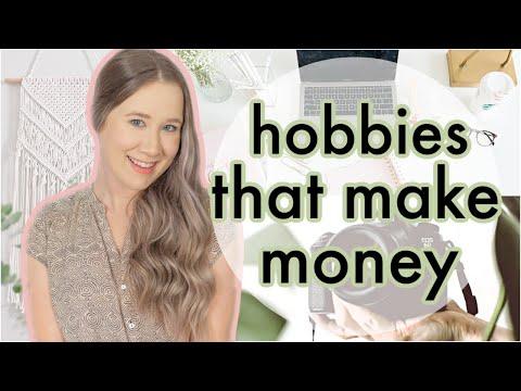 Crafty Hobbies That Make Money 2021 | Creative Hobbies That Make Money