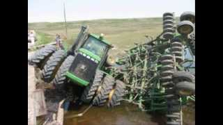 Tractor Accidents: A Collection Of The Biggest