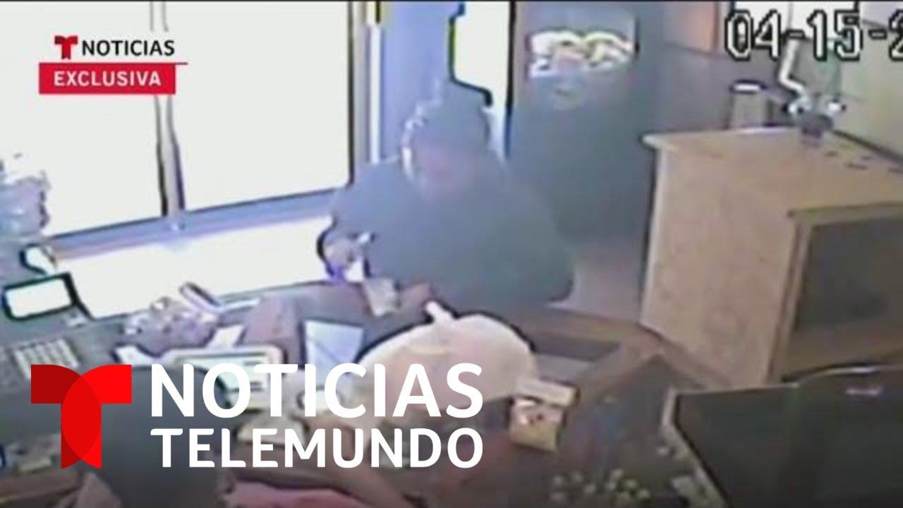 Madre de Vanessa Guillén visita lugar donde fue vista | Noticias Telemundo