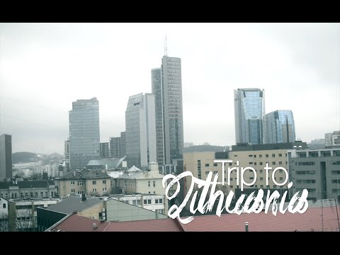Trip To Vilnius | LV-LT