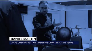 Daniel Martin Interview, Group Chief Financial and Operations Officer of the Al Jazira Sports Club