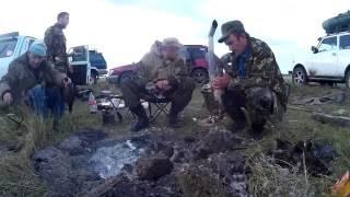 Открытие охоты на утку 2016 видео